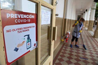 Covid-19: gremios docentes conformaron una mesa y se declararon en alerta