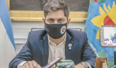 """Kicillof: """"Macri hizo un enchastre con el sistema judicial argentino"""""""