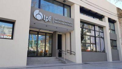 LPF Medicina Prepaga del Grupo La Pequeña Familia cumple 20 años