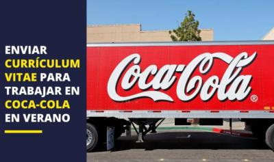 Cómo enviar currículum vitae para trabajar en Coca-Cola en verano
