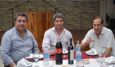Los nombres sindicales que le llevaron a Uñac para las candidaturas