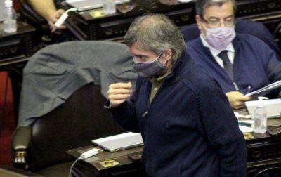 Tras ser internado por cólicos renales, Máximo Kirchner recibió el alta