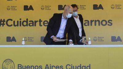 Larreta piensa en Ocaña y Carrió para rodear a Santilli si es candidato en Provincia
