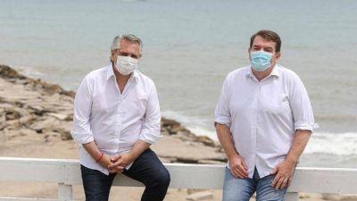 """Primer cortocircuito entre Alberto y Montenegro: """"Le tengo mucho afecto, pero no me quiso escuchar"""", dijo el Presidente"""