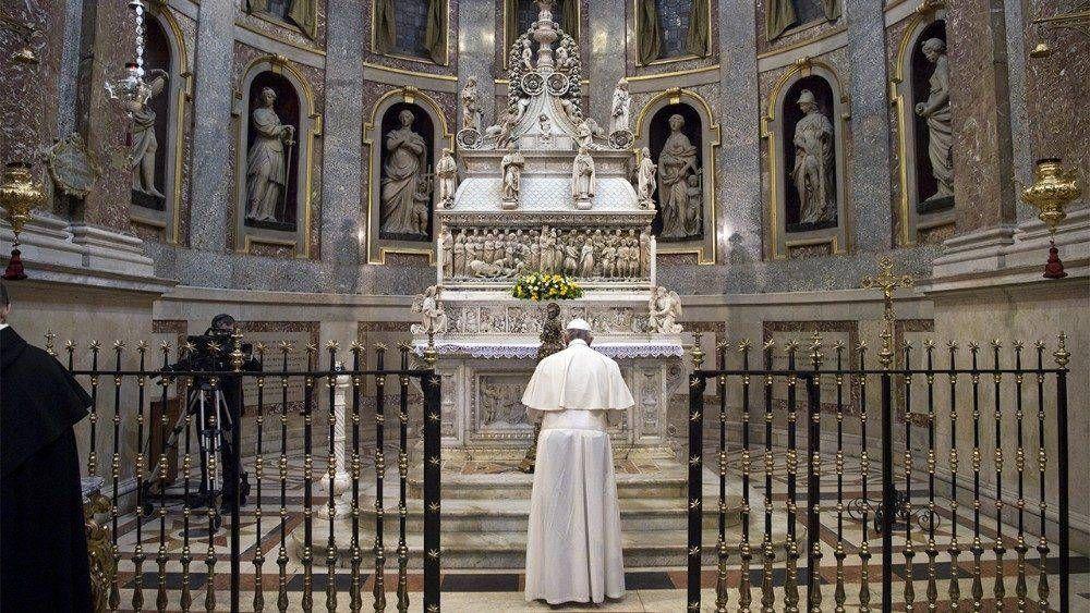 El Papa: El carisma de Santo Domingo inspiración para llegar a las periferias