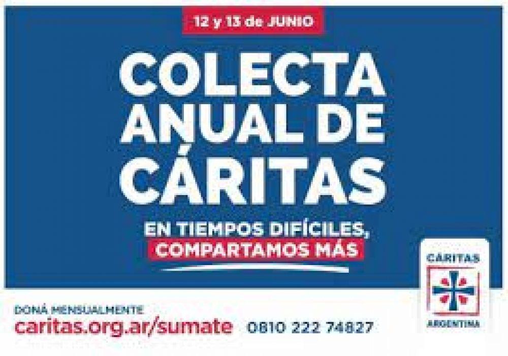 Colecta de Cáritas: