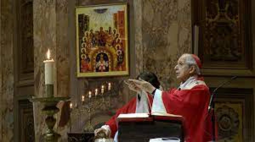Card. Poli: Pentecostés demuestra que es posible la unidad en la diversidad