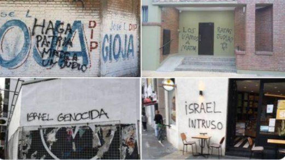 Pasa el Covid, pasa Hamás, pero siempre queda el antisemitismo
