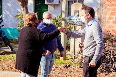 Finalizó la obra del barrio Héroes de Malvinas sumando 60 nuevas calles pavimentadas