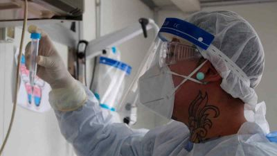 Avellaneda superó la barrera de 39 mil contagios de coronavirus