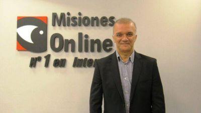 El vicegobernador Carlos Arce pidió a los misioneros no relajar los cuidados y evitar las reuniones familiares o de amigos