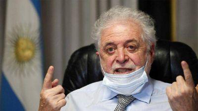 Ginés González García denunciará a Patricia Bullrich por acusar al Gobierno de pedir sobornos por las vacunas