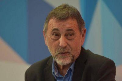 """Caserio se reunió con sindicatos y dijo que en las encuestas están """"palo a palo"""" y con """"perspectivas de salir segundos"""""""