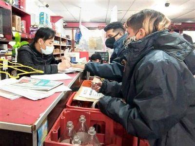 El Municipio continúa trabajando en la implementación del programa «Comprá más cerca» en Avellaneda