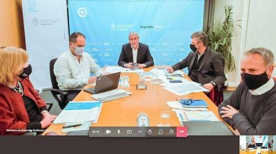Melella y Ferraresi ultimaron los puntos esenciales del proyecto de ley de ordenamiento territorial