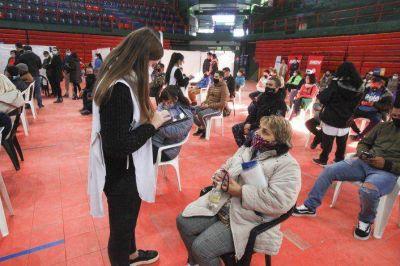 Neuquén: mañana aplicarán segundas dosis de la vacuna Covishield