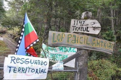 Otro fallo suspendió un proceso judicial contra mapuches en Villa la Angostura esperando el relevamiento territorial
