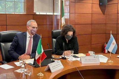 Desde México, Carla Vizzotti celebró el acuerdo por la producción conjunta de vacunas
