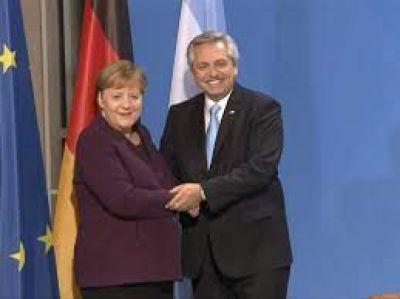Un encuentro virtual con Merkel con la deuda como tema principal