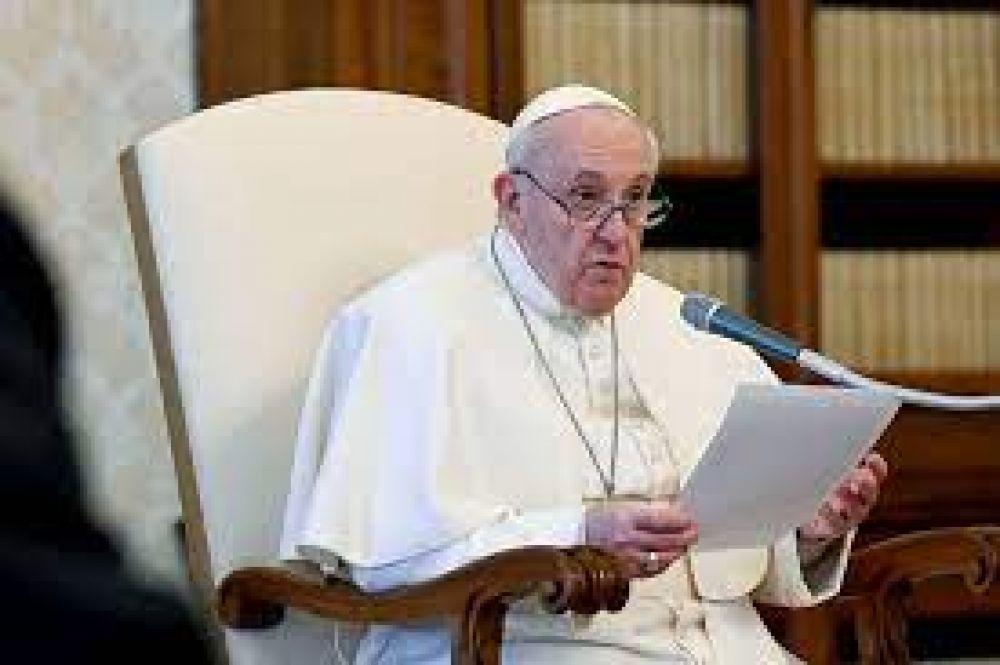 Contra el egoísmo y por la ecología integral: el Papa inicia la Plataforma Laudato si'