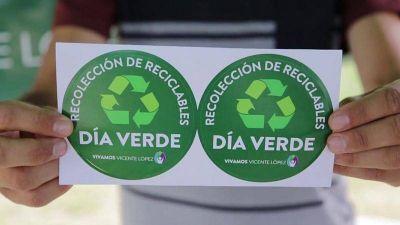 San Martín amplía la recolección de residuos reciclables a más barrios