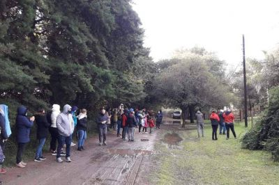 Con hospitales saturados, intendentes del sudeste de Córdoba admiten que hay una rebelión de los comerciantes