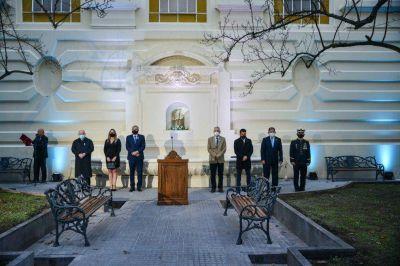 25 de Mayo: Morales invitó a los jujeños a visitar la bandera de la libertad civil
