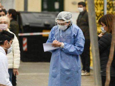COVID-19: Reportan 12 muertos y 689 nuevos infectados en Santiago