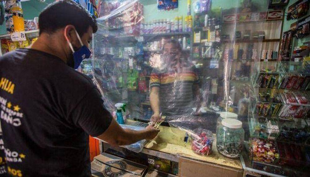 Comerciantes de barrios de Salta dicen estar al borde del colapso económico
