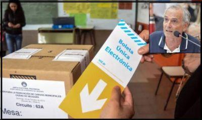 Para Gauffín el gobernador especula con la fecha de las elecciones