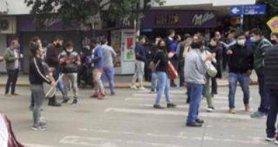 Luego de las protestas, comerciantes piden al Gobierno bajar Ingresos Brutos