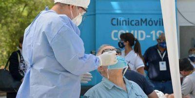 Tucumán superó los 121.000 casos de coronavirus: se lamentan 8 muertes en lo que va del miércoles