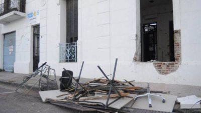 El STIA Buenos Aires repudió el atentado en Bahía Blanca