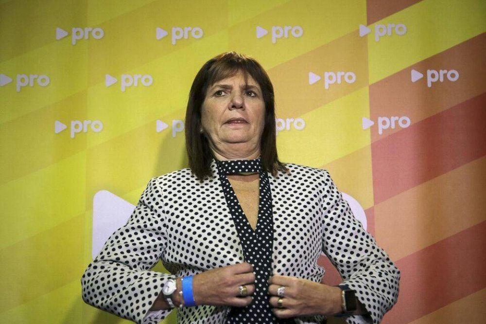 Patricia Bullrich o la mancha venenosa del PRO