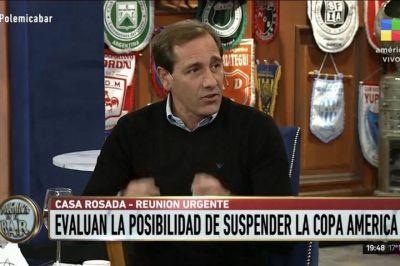 """Garro: """"Hay que ir pensando en la post pandemia"""", dijo y La Plata ofrece facilidades para la inversión"""