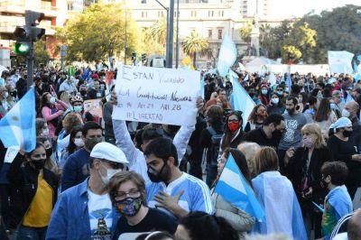 La Multisectorial de Actividades Económicas presentó un petitorio en el Centro Cívico: rechazaron el accionar del fiscal Godoy