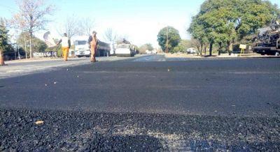 Finalizaron los trabajos por el nuevo acceso de Ruta 9 hacia la Ruta 22