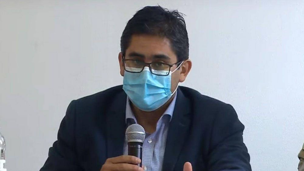 Diego Cardozo confía en que la provincia podrá comprar sus propias vacunas en 45 días