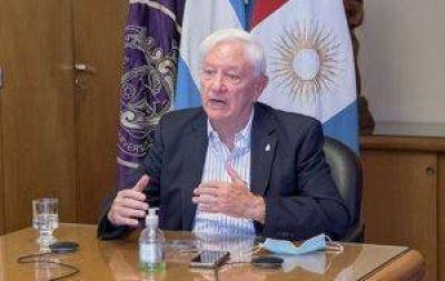 Juri participó de debate en comisión de Diputados