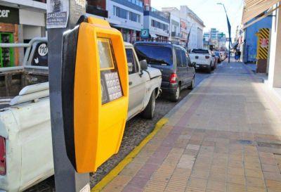 Por las restricciones, no se cobrará estacionamiento medido hasta la próxima semana