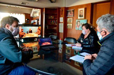 Villa Gesell, presente en una reunión para facilitar y agilizar trámites en planes de viviendas sociales