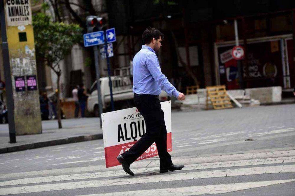 La situación del sector inmobiliario, ahogado por las restricciones