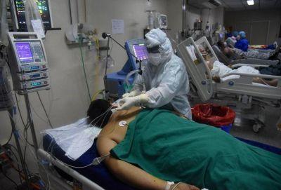 Récord de contagios en Argentina: 41.080 nuevos casos de coronavirus