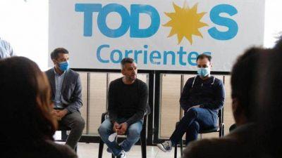El intendente albertista que interviene el PJ de Corrientes le pidió al gobernador Valdés que postergue las elecciones