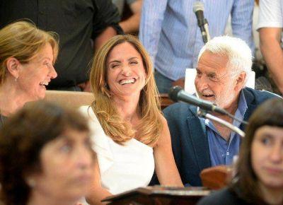 La mujer candidata para la Provincia y la relación María Eugenia Vidal-Fernán Quirós