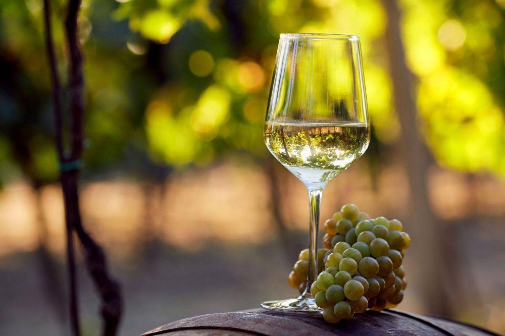 Se viene un chardonnay de bajo grado alcohólico