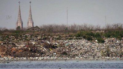 Erradicarán el basural a cielo abierto más grande del país