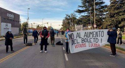 Mar del Plata: El macrista Montenegro pretende llevar el boleto de colectivo a casi 100 pesos y las organizaciones populares le respondieron con protestas en toda la ciudad