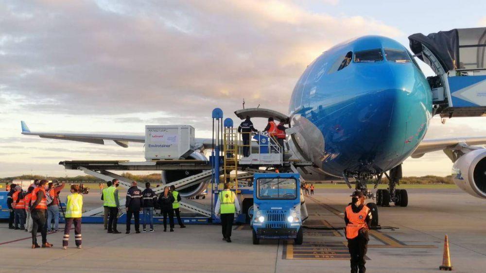 Aeronáuticos: paritarias y vacunas, dos temas a resolver