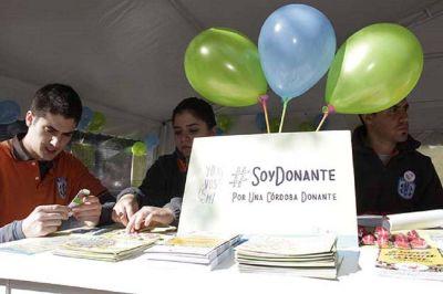 Alrededor 700 de cordobeses se encuentran a la esperan un trasplante